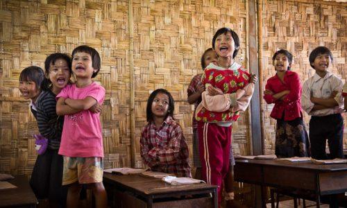 TUBACEX impulsa la educación en la infancia más desfavorecida